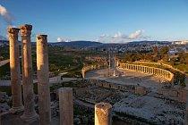 Amfiteátr z dob římského osídlení