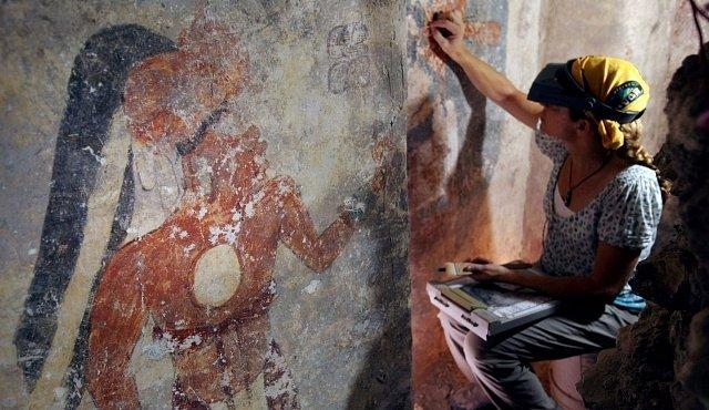 Skutečný význam nálezu nejstaršího mayského kalendáře