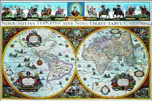 Jedinečná mapa NG