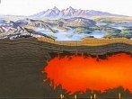 Yellowstonský vulkán se ukrývá pod národním parkem