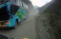 Cesta smrti v Bolívii