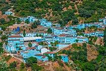 Kdysi bílá vesnice nedaleko Málagy přilákala od své proměny spoustu turistů.