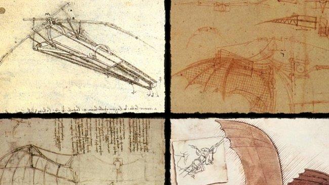 Válečné stroje mistra Leonarda: kosy, roboti i kulomety