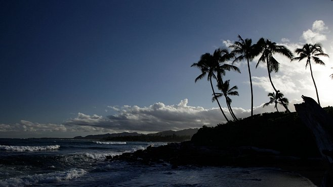 Náš člověk na Havaji: Dům, co přežil hurikány i tsunami