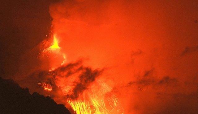 Etna zuří. Fotografie sopky, která se probudila