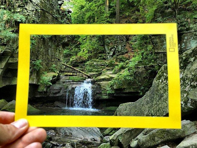 9. místo: Satinské vodopády (David Z.)