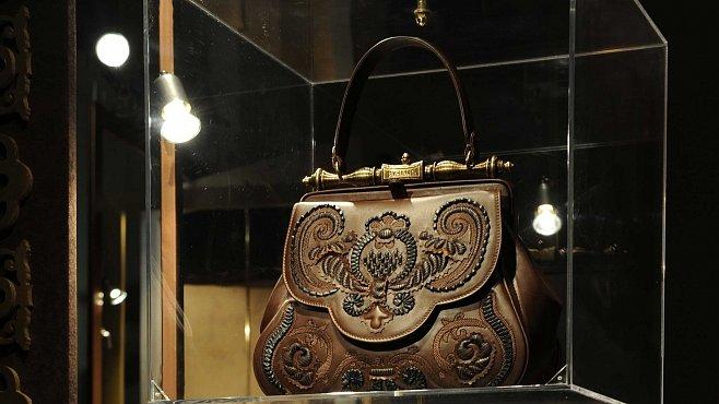 Obrazem: Leonardo da Vinci navrhl i dámskou kabelku. Takhle vypadá