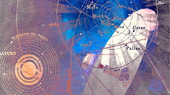 Mapa vesmíru je na světě. Jak vypadal před 11 miliardami let?