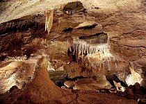 Koněpruské jeskyně - U varhan