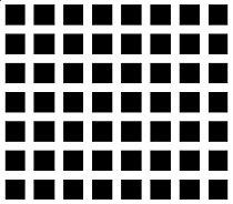 Hermanova mřížka (pojmenovaná po svém objeviteli Ludimaru Hermannovi) je optický klam zobrazující neexistující body na průsečíkách mřížovitě orientovaných světlých čar na tmavém pozadí, které však v p