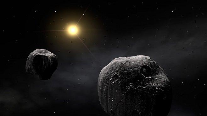 Před nárazem asteroidu by Zemi mohly chránit paintballové kuličky