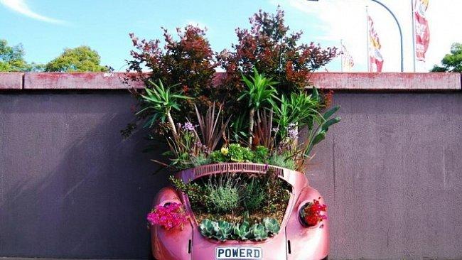 Fenomén současných velkoměst: Guerilla gardening