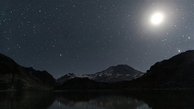 Za vulkány Chile (I.): Descabezado Grande