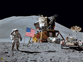 Apollo 15 na Měsíci (1971)