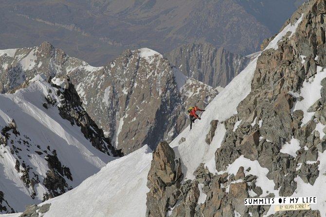 Na druhý pokus o zdolání nejvyšší hory světa se chystá letos. Padne opět rychlostní rekord?