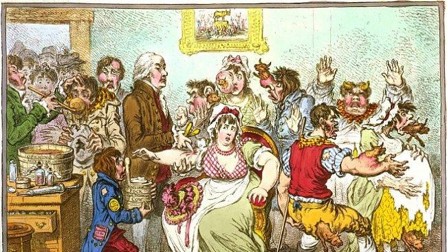 Vyzrál na jednu z největších infekčních nemocí. Edward Jenner, otec imunologie