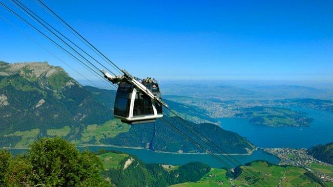 Nejkrásnější výhledy Švýcarska se Swiss Peak Passem