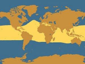 Mapa rozšíření