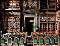Accademia delle Scienze, Turín, Itálie: Charles Babbage sem přinesl svůj analytický stroj – první počítač. Knihovna a historický archiv Akademie obsahuje dvě století dopisů, kodexů, rukopisů a průmyslových patentů od vědců spjatých s touto institucí.