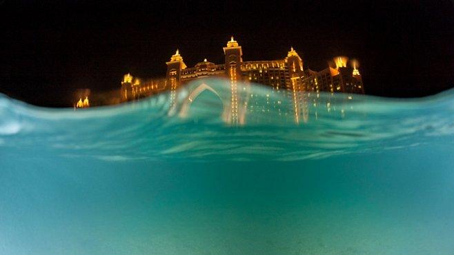 Exkluzivně pro National Geographic: Arabská moře