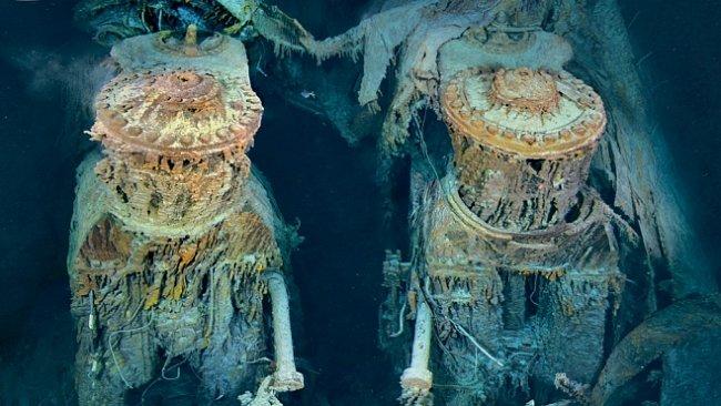 Exkluzivně pro National Geographic: Skrytý Titanic aneb První úplné snímky legendárního vraku