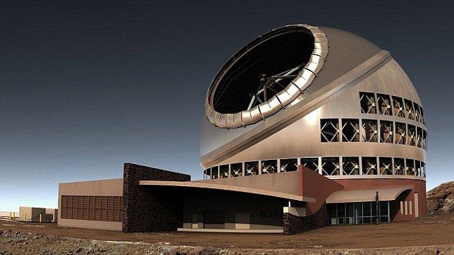 Začíná nový vesmírný závod: Čína a Indie postaví největší teleskop světa