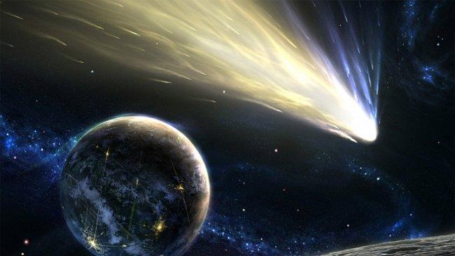 VIDEO: NASA chce lovit komety harpunou