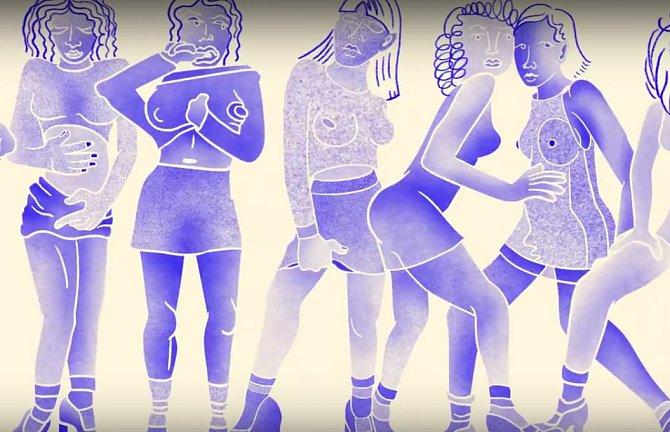 Proměny a ikony své doby: Egyptské královny - Tři Grácie od Rubense - Twiggy - Pamela Anderson - Nicki Minaj