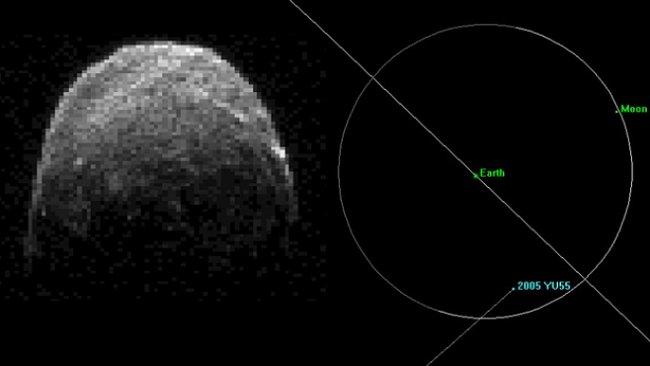 Kolem Země proletěl obří asteroid větší než Eiffelovka