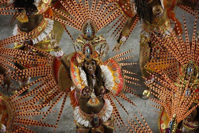 Karnevalem žije celá Brazílie a party se konají doslova na každém rohu.