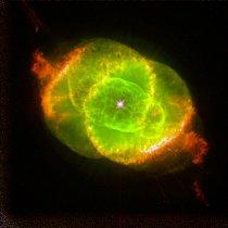Hubbleův teleskop odhalil v mlhovině zajímavé struktury.