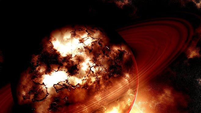 Planeta s lávovým mořem je od Země jen 33 světelných let
