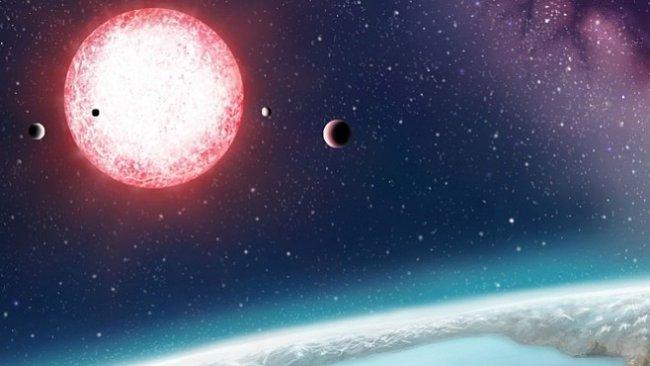 Objevili jsme planetu podobnou Zemi, oznámila NASA