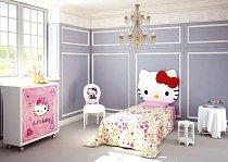 Hello Kitty nábytek se prodává řadě zemí
