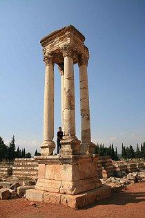 Římský tetrapylon