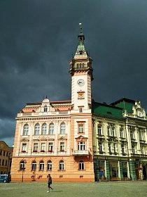 Radnice v Krnově