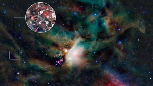 Přelom: Astronomové našli ve vesmíru molekuly cukru