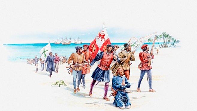 Kryštof Kolumbus, lesk a bída nejslavnějšího mořeplavce