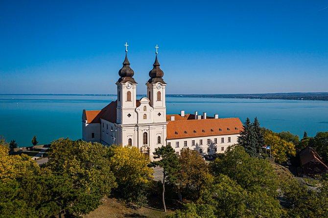 Tihany, Maďarsko