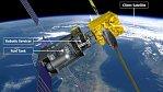 VIDEO: Robotický mechanik opraví staré satelity. Za tučnou odměnu