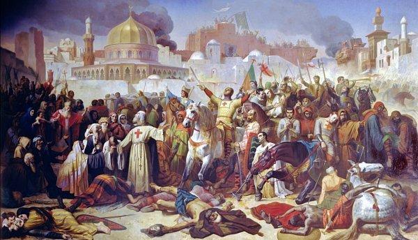 Dobytí Jeruzaléma vroce 1099