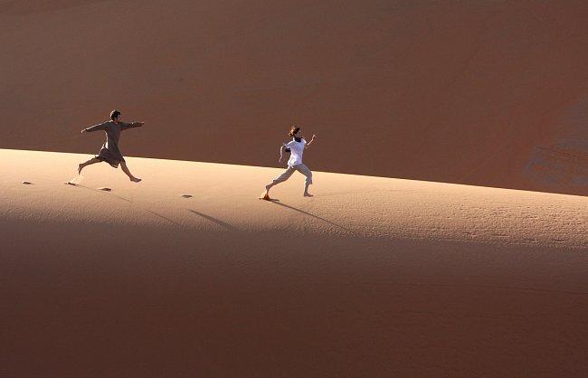 Kristýna Krulišová Maroko, Sahara 1. místo