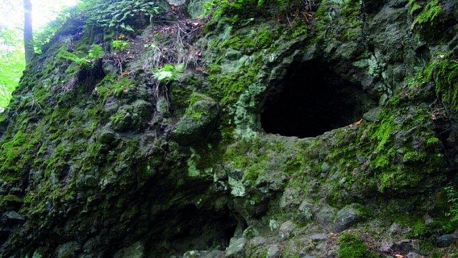 Za sopkami po Čechách: Doupovské hory ukrývají Skalky skřítků, které vytvořily stromy