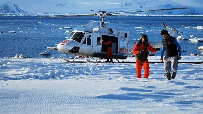 Expedice Antarktida 2012: Odjezd z Chile a cesta do Antarktidy