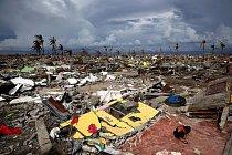 Filipíny: Supertajfun Haima