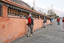 Cesta k vrcholu sedmé nejvyšší hory světa Dhaulagiri. Zážitky člena expedice horolezce Radka Jaroše