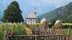 Nocleh u albánského zabijáka a po silnici smrti do Skadaru