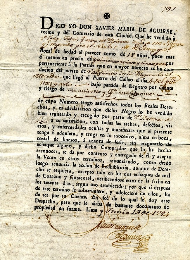 Snkouva o koupi 18letého otroka