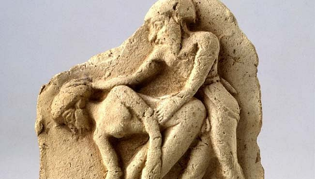 Pikantní, 4000 let stará pornografie
