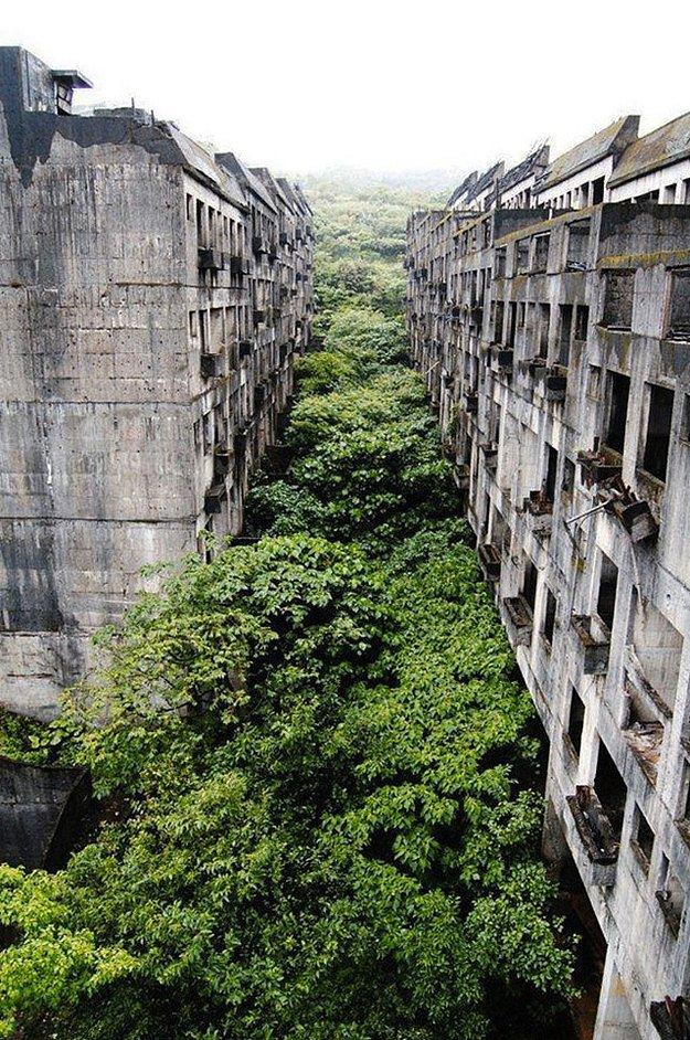 Opuštěné město Keelung, Tchaj-wan